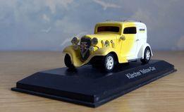 Модель машины MINICHAMPS KÄRCHER Yellow Car