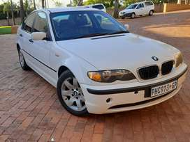 BMW 318i A/T (E46) New Car For Old Car Money!