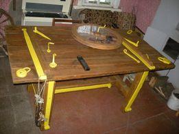 Сундуки - скрині, стол, телега-кровать, деревянные
