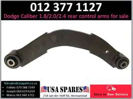 Dodge Caliber 1.8/2.0/2.4* 2007-17 rear control arms for sale