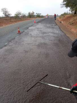 Tarmac Earthworks and surfacing construction