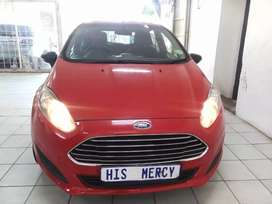 2015 FORD FIESTA 1.0 ECOBOOST MANUAL