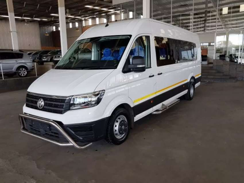 VW Crafter 22 Seater Bus