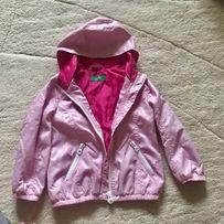 Стильная куртка для малышки