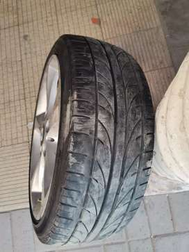17inch bmw Mags and tyres for sale
