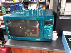 Microwave and Grill LG