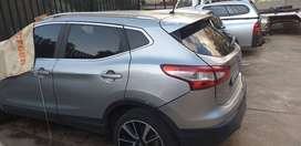 Nissan Qashqai New Model Stripping For Parts