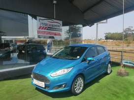 Ford Fiesta 1.0 Eco Boost Titanium 5 door