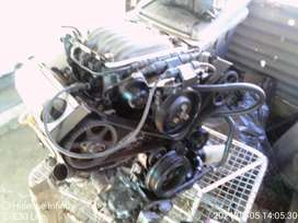Audi 2.8 v6 engine with auto gearbox