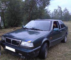 Lancia Thema 2.0 16v разборка