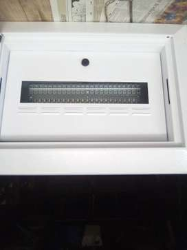 Electrical Equipment and Double Door Frame