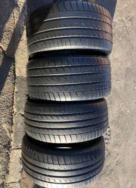 275/40/R20 & 315 35 R20 Dun Lop  Tyres [For BNW X5]