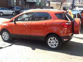 Ford Ecosport 2016 model available now for sale in perfect condition