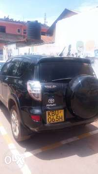 Rav 4 new shape extremely clean 0