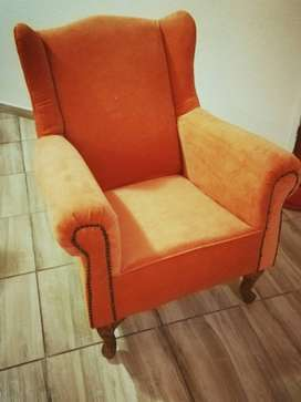 Stunning Wingback chair