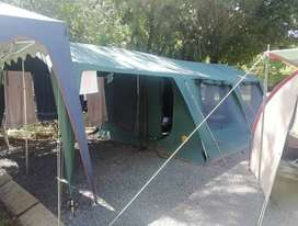 10 person Campmaster tent