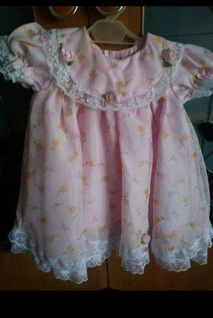 Sukienka dziewczeca Nienadówka - image 1