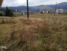 Продається земельна ділянка 1 гектар в смт Ворохта під будівництво.