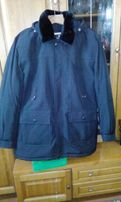 Новая зимняя мужская куртка большого размера