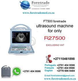 FT500 ULTRASOUND MACHINE FOR ONLY R27499