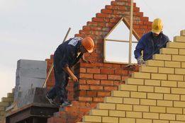 Строительство домов под ключ. Бетонные, монолитные, кирпичные работы.