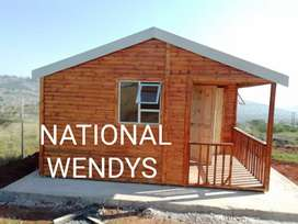 Wooden houses for sale. We manufacture