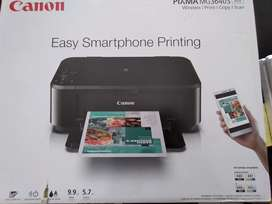 Cannon smart phone printer