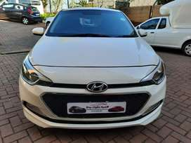 2017 Hyundai i20 1.4 With leather seats