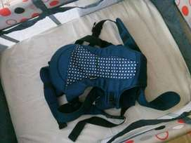 Baby cot and carrier