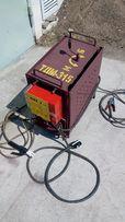 Промышленный сварочный аппарат ТДМ-315, 380 В. С блоком ОНТ-1.