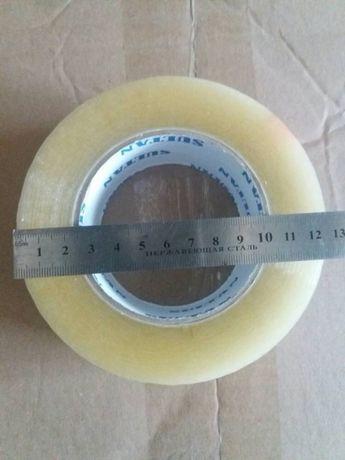 Скотч упаковочный 45 мм х 300 м (клейкая универсальная лента) Киев - изображение 6