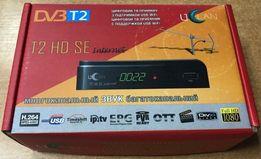 Т2 тюнер uClan T2 HD SE Internet - мультимедийный (без дисплея)
