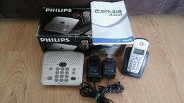 Telefon stacjonarny Philips zenia 200