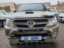 2008 Toyota Hilux 3.0 D-4D 4x4 Legend-45 Manual