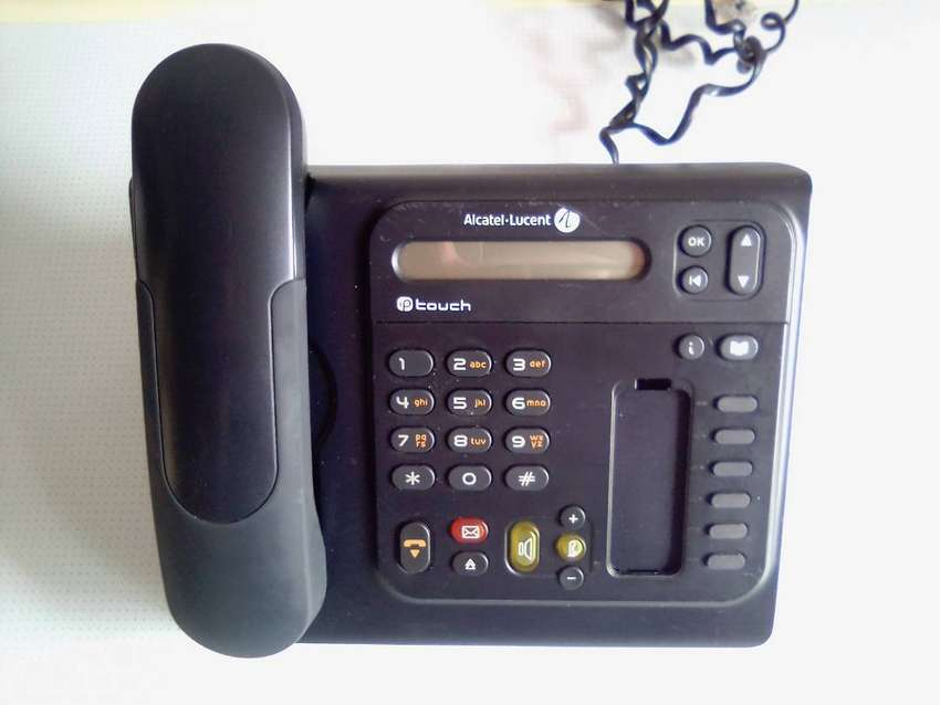 Alcatel-Lucent IP Touch 4018 VoIP Phone. 0