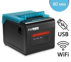 Wi-Fi принтер для бегунков на кухню ресторана. Кухонный термопринтер
