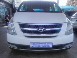 Hyundai H-1 2.5d Auto 10 Seaters