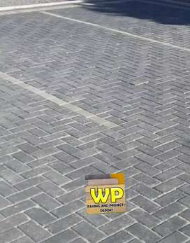 CEMENT BOND PAVERS SUPPLY AND INSTALLATION