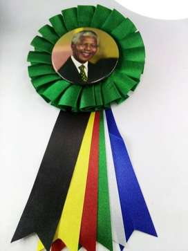 Highly Collectable Death Rosette Of Madiba