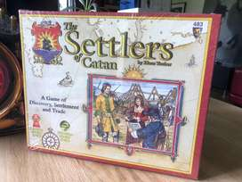 Classic Settlers of Catan Edition 3