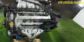 Imported used HYUNDAI TUCSON 2.7L/SANTA FE Engines for sale at MYM AUT