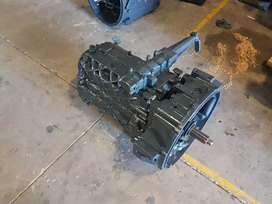 GEARBOX ZF S6-85 COMPLETE