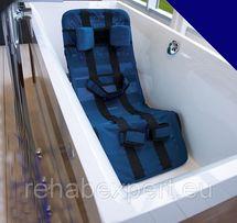 СкладноеСидение для ванны для купаниядетей с ДЦП