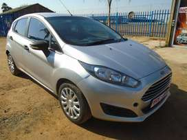2015 Ford Fiesta 1.4 with 83000km