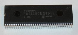 Процессор для телевизора Toshiba 8891CRCNG7D11