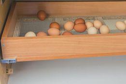 inkubator do 300 jaj AUTOMATYCZNE sterowanie FILM półautomat do