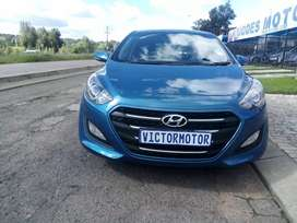 2015 Hyundai i30 manual 68 000km 1.6  for sale