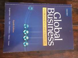 Global Business: Environments and Strategies