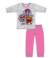 Пижама раздельная ЛОЛ кукла сюрприз LOL, 100% хлопок для девочки 4-10