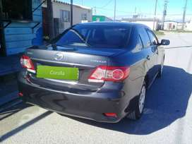 Toyota corolla professional 1.3 2011,charcoal in colour.